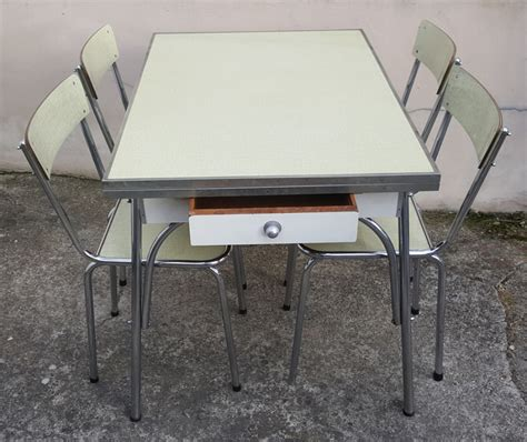 broc co tables formica table cuisine formica 1950 1960 1970 vintage fifties sixties