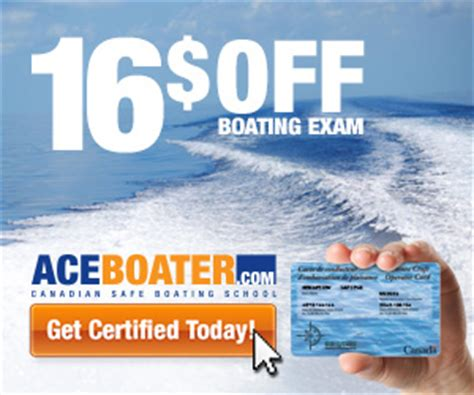 Online Boating License by Get 11 Off Today Boaters Test Coupon Code 2015