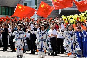 Is China about to join the International Space Station ...