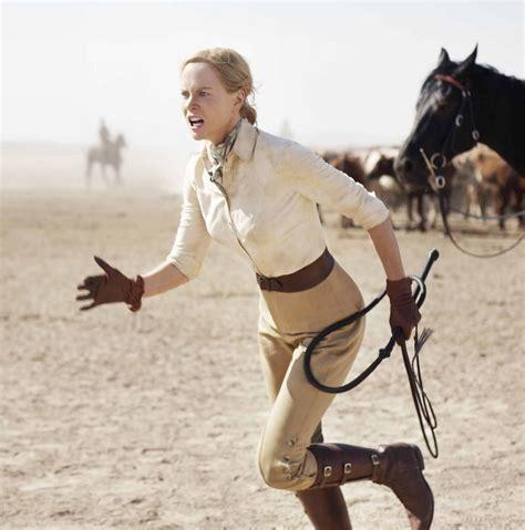 Nicole Kidman Boat Movie by Film Style Australia 2008 Cinestylography