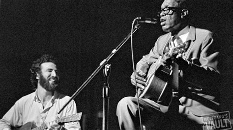 Listen To Lightnin' Hopkins Play The Blues On This Date In