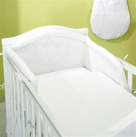 linge de lit b 233 b 233 pas cher blanc pour lit b 233 b 233 60x120 ou 70x140