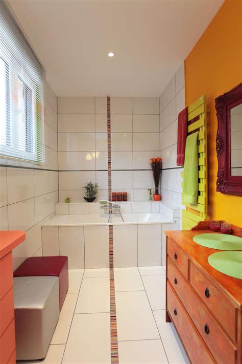 une salle de bains color 233 e pour les enfants 123devis