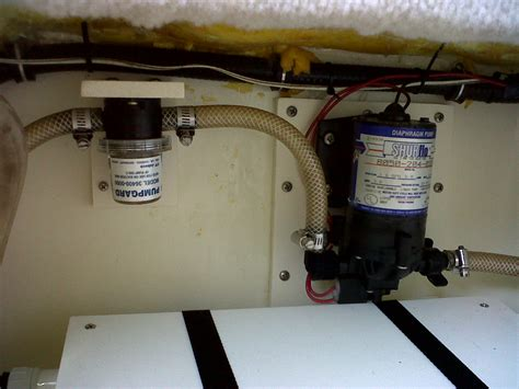 Boat Washdown Pump by Washdown System The Hull Truth Boating And Fishing Forum
