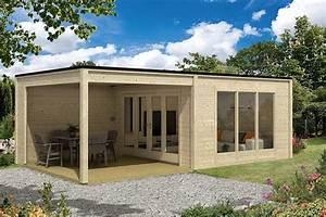 Gartenhaus Modernes Design : praktische tipps f r ein gartenhaus mit anbau ~ Markanthonyermac.com Haus und Dekorationen