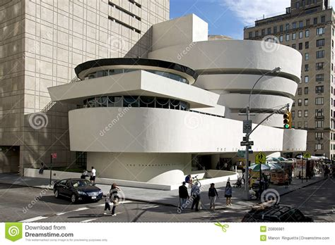 le guggenheim new york city photo 233 ditorial image 20806981