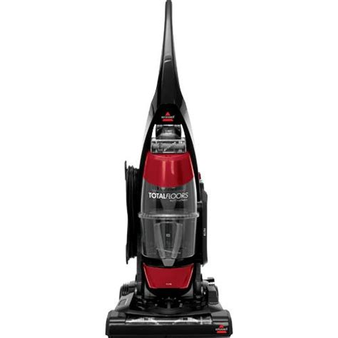 bissell 1617 total floors upright vacuum brandsmart usa