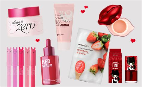 Happy Valentines Day Top Best Products From Korea In The