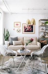 Kleines Wohnzimmer Gestalten : kleines wohnzimmer einrichten 70 frische wohnideen innendesign wohnzimmer zenideen ~ Markanthonyermac.com Haus und Dekorationen