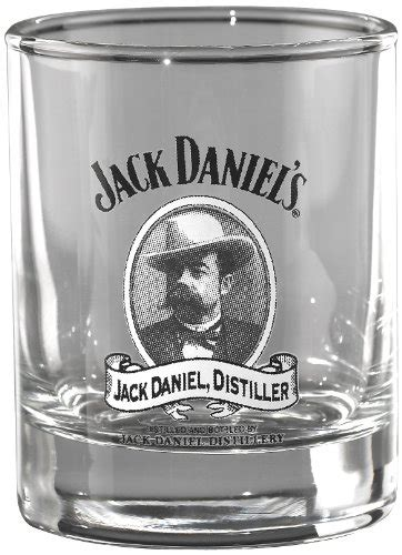 Jack Daniel's Licensed Barware Cameo Shot Glass Home