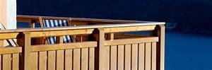 Holz Für Balkonboden : gel nder edelstahl balkongel nder holz im rhein main gebiet ~ Markanthonyermac.com Haus und Dekorationen