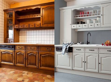 les 25 meilleures id 233 es de la cat 233 gorie repeindre meuble cuisine sur repeindre