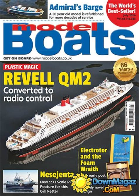 Model Boats Magazine Download model boats july 2016 187 download pdf magazines
