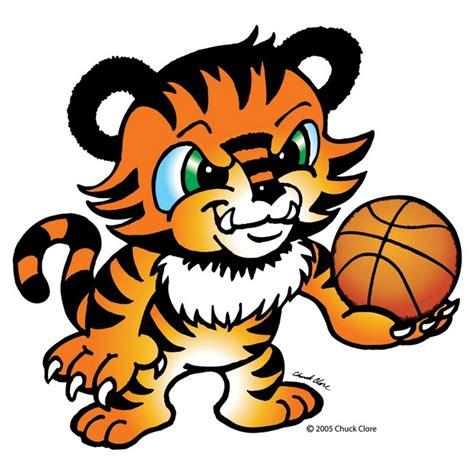Image result for tiger playing basekteball