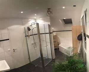 Spots Für Badezimmer : badezimmerbeleuchtung architektur hausbeleuchtung ledstyles de ~ Markanthonyermac.com Haus und Dekorationen