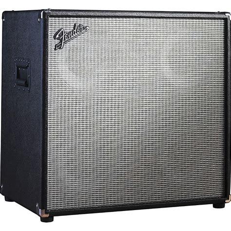 fender bassman pro 410 4x10 neo bass speaker cabinet black music123