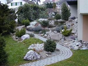 Steingarten Ideen Bilder : steing rten moser gartenbau ag ~ Whattoseeinmadrid.com Haus und Dekorationen