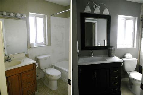 Bathroom Ideas On A Budget by Small Bathroom Renovation On A Budget Bathroom
