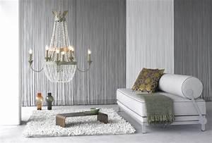 Welche Weiße Farbe Deckt Am Besten : wand mit stoff bespannen deko mit textilien versch nert das interieur ~ Markanthonyermac.com Haus und Dekorationen