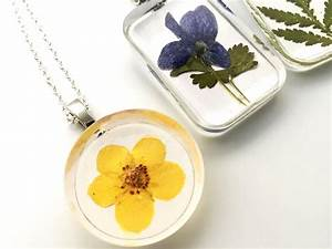 How to Make Real Flower Jewelry | AllFreeJewelryMaking.com