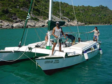 Catamaran Cruising Costs by James Wharram Designs Unique Sailing Catamarans Self