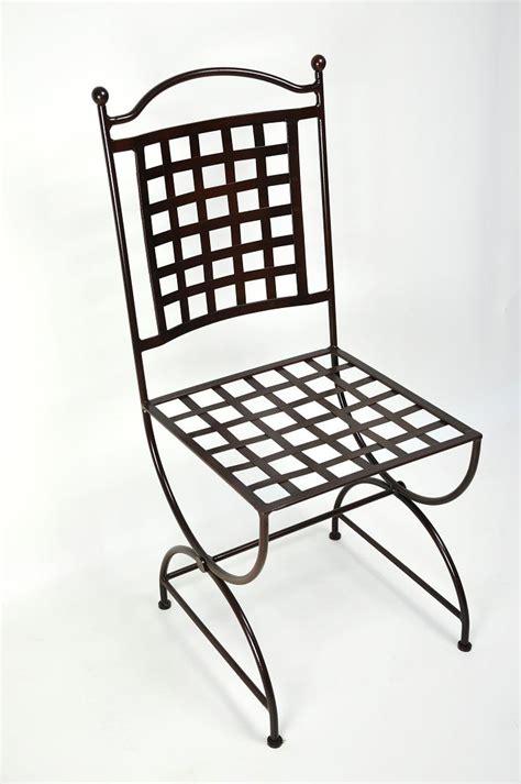 chaise en fer forg 233 robion mobilier en fer forg 233 aix montpellier la maison du fer forg 233