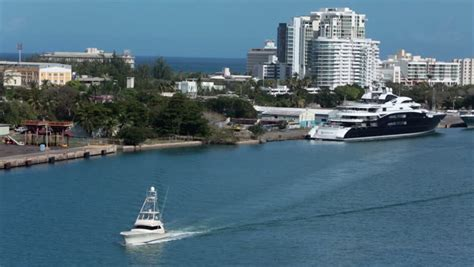 Boat Financing Puerto Rico by San Juan Puerto Rico Stock Footage Video Shutterstock