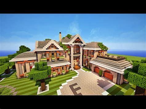 minecraft maison moderne by venom