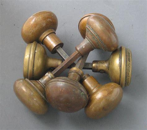antique brass door knobs antique door knobs