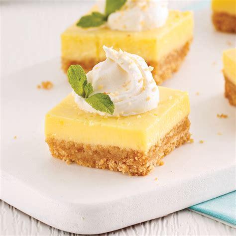 carr 233 s au citron desserts recettes 5 15 recettes express 5 15 pratico pratique