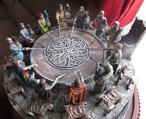 figurines et miniatures loisirs creatifs n 176 21 les chevaliers de la table ronde