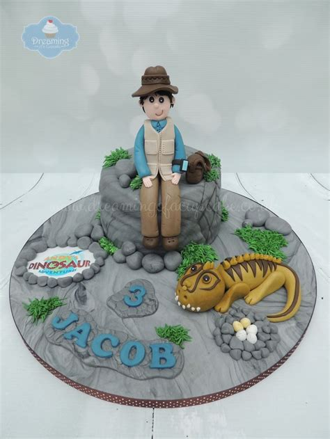 78 images about andy s dinosaur adventures cake on