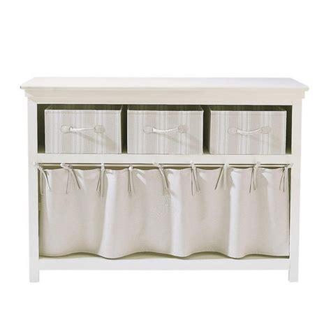 table console ivoire l 120 cm manosque maisons du monde