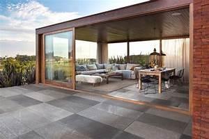 Terracotta Fliesen Terrasse : terrassenfliesen und balkonfliesen sch ner wohnen ~ Markanthonyermac.com Haus und Dekorationen