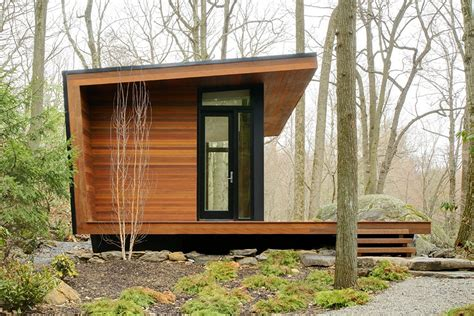 A Modern Studio Retreat In The Woods Workshopapd