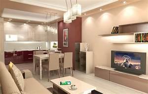 Mini Apartment Einrichten : einrichtungsideen fur kleine raume wohnung design ~ Markanthonyermac.com Haus und Dekorationen