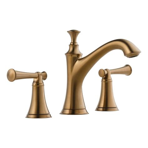 faucet 65305lf bzlhp in brilliance brushed bronze by