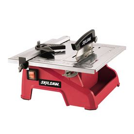 skil kobalt tile saw from lowes equipment tile house