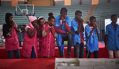 Serious Effort To Bring Stem Skills To Kids Of West Africa  The Seattle Times