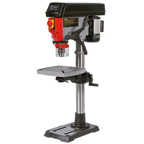 Sip Bench Pillar Drill B2016 550w Proweld