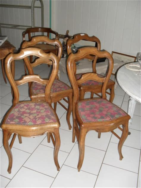 chaises anciennes louis philippe