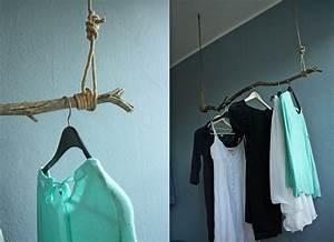 Kleiderstange An Wand : kleiderstange frlweiss ~ Markanthonyermac.com Haus und Dekorationen