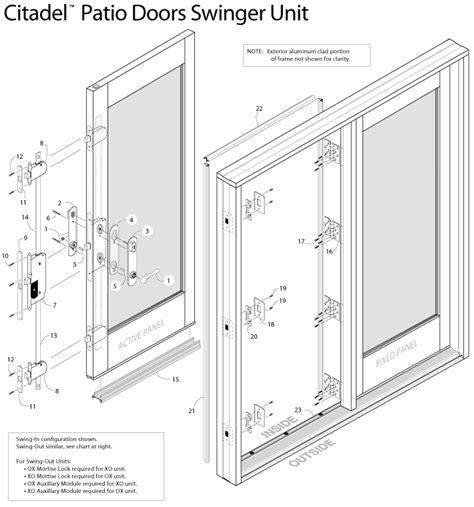 peachtree patio door replacement 28 images peachtree carvel sliding patio door fixed panel
