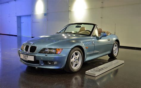 The Greatest Cars Displayed In The Bmw Museum