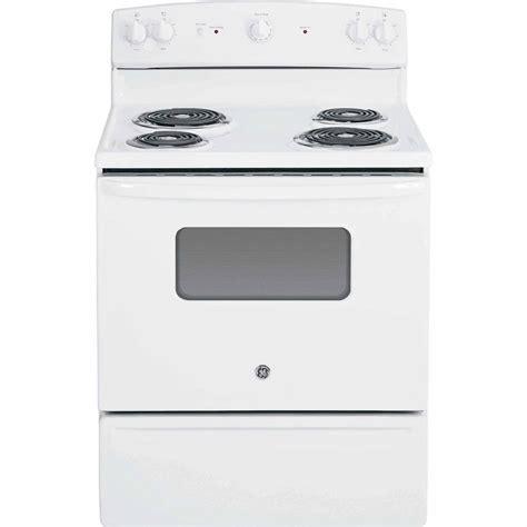 ge 27 quot drop in electric range black appliances ranges electric ranges