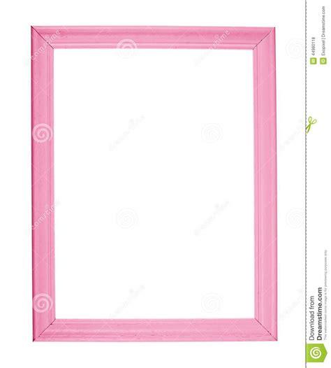 cadre de photo de la taille a4 d isolement photo stock image 44980118