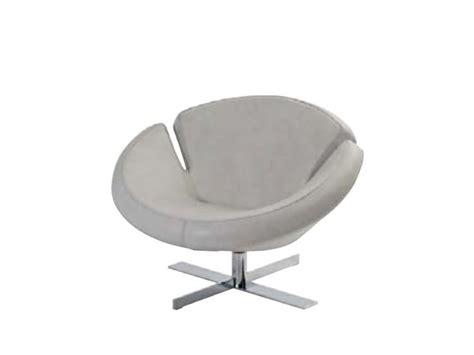 fauteuil en cuir signet collection les contemporains by roche bobois design studio memo