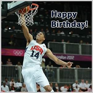 Anthony Davis's Birthday Celebration | HappyBday.to