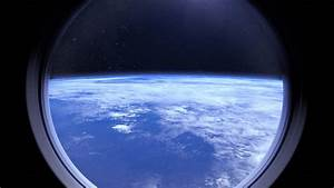 Spaceship Window Stock Footage Video | Shutterstock