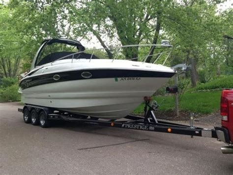 Used Boats Red Wing Mn by 2006 Crownline 270 Cr 27 Foot 2006 Motor Boat In Red